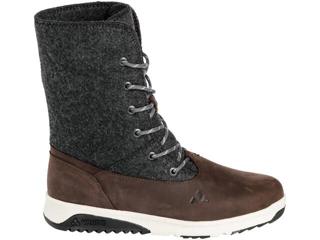 VAUDE W's UBN Kiruna Mid Shoes deer brown